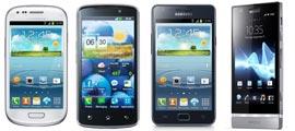 Σύγκριση smartphones με 300€